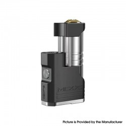 ASPIRE - Mixx Box Mod 60W (Black-Silver)