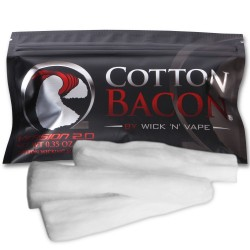 WICK N VAPE - Cotton Bacon XL V2.0