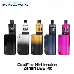 INNOKIN - Coolfire Mini Kit (with Zenith D22 2ml)